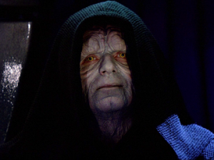 Lord Palpatine aka The Emporer