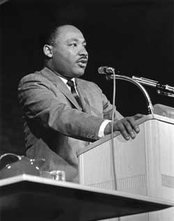 martin luther king's declaration of independence And the declaration of independence was written to show a new theory of government,  martin luther king's letter from birmingham jail essay.