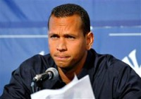 Alex (A-Rod) Rodriguez - New York Yankees