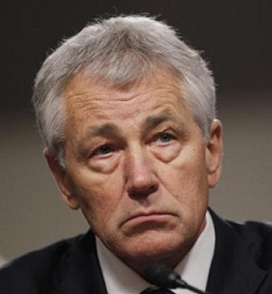 Chuck Hagel Secretary of Defense Hearings
