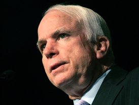 John McCain Senate Armed Services Committee