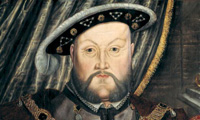 Henry VIII near the end of his life