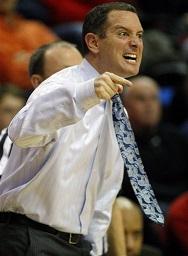 Rutgers' head coach Mike Rice