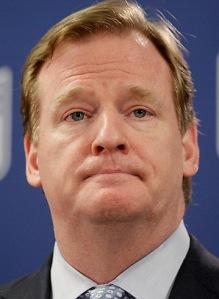 roger goodell NFL commissioner unquintessential leader