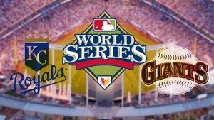 world series 2014 san francisco giants kansas city royals quintessential leader