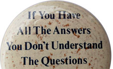 no one has all the answers quintessential leader