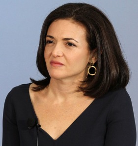 Sheryl Sandberg bossy equals unquintessential leadership