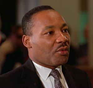 martin luther king 1966