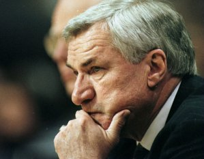 Coach Dean Smith UNC quintessential leader