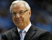 Roy Williams UNC Basketball Coach