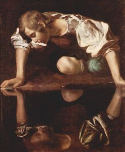 Narcissus Falling In Love With Himself