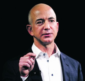 The Unquintessential Leadership of Jeff Bezos and Amazon