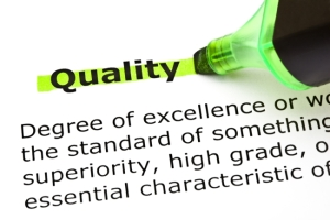 Quality is sacrificed with the professional contract/temporary employee model.