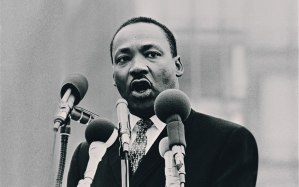 Martin Luther King, Jr. on the nature of progress