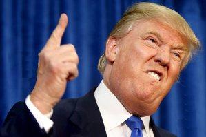 Donald Trump is a consistent jerk unquintessential leader