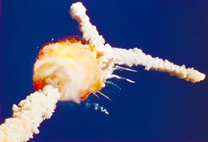 The Challenger space shuttle explosion was a result of cutting corners