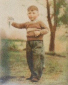 Daddy as a little boy