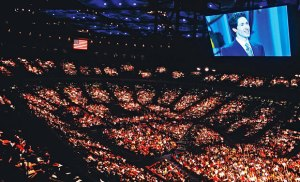 Joel Osteen Lakewood Church Houston, TX